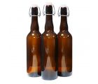 Бутылка пивная с бугельной пробкой 0.5 л