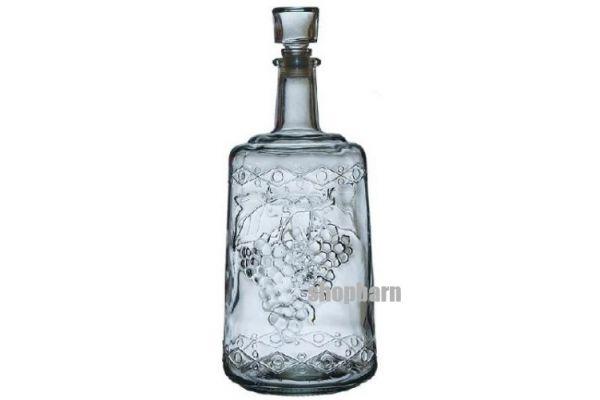 Бутылка стеклянная Традиция 1,5 л