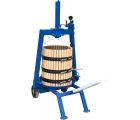 Пресс гидравлический с деревянной корзиной, ручной TICO 50